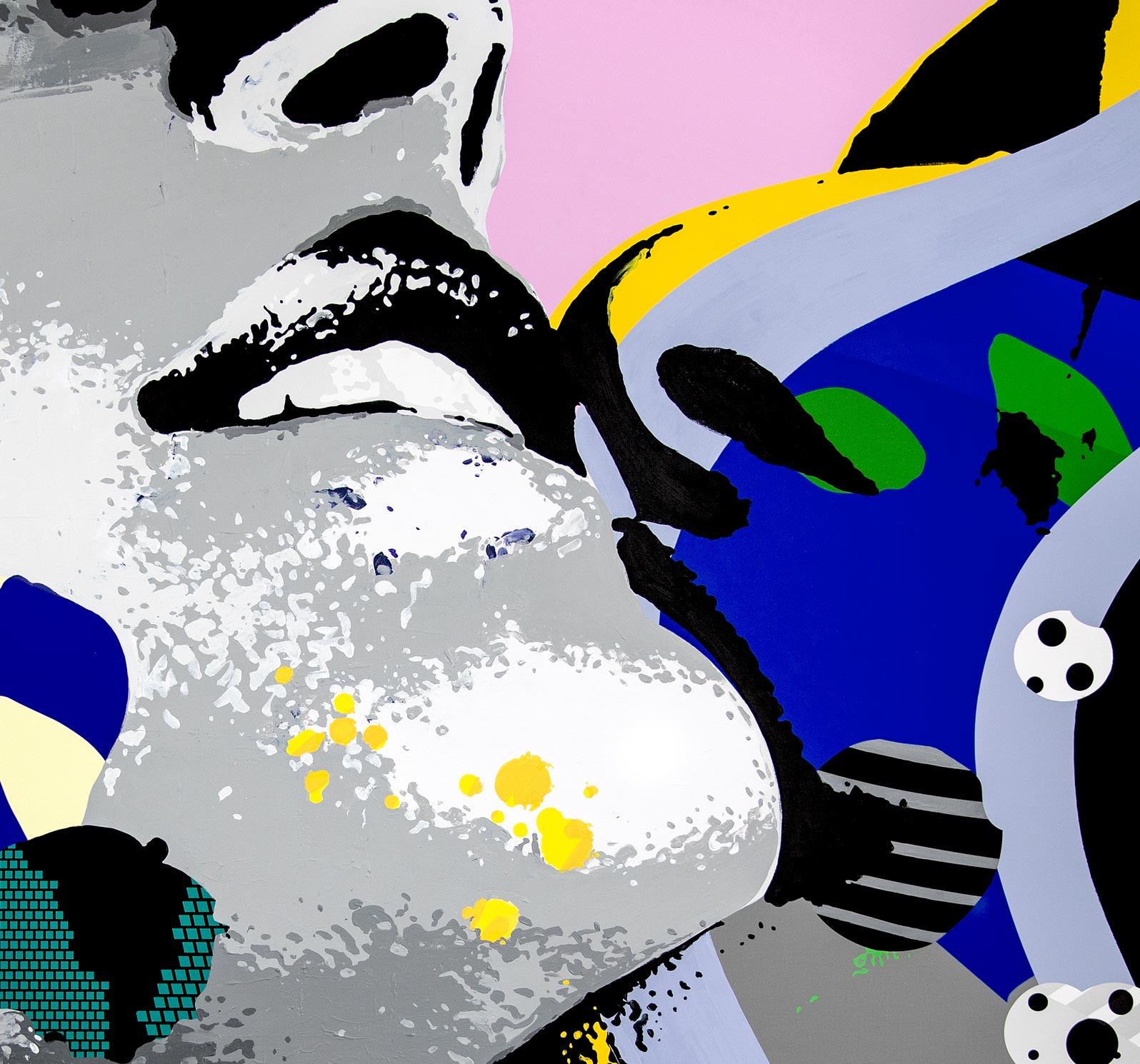 Anca Stefanescu | Modern Acrylic Painting Artists, Daybreak