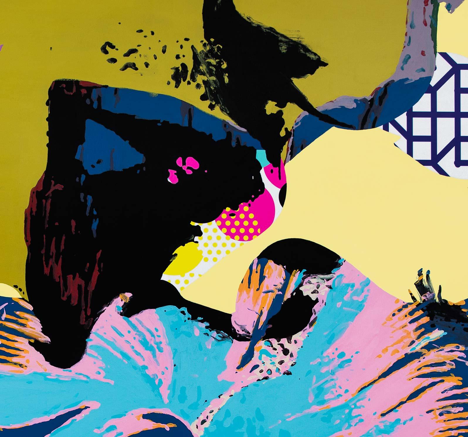Anca Stefanescu | Contemporary Creative Painter, Echo