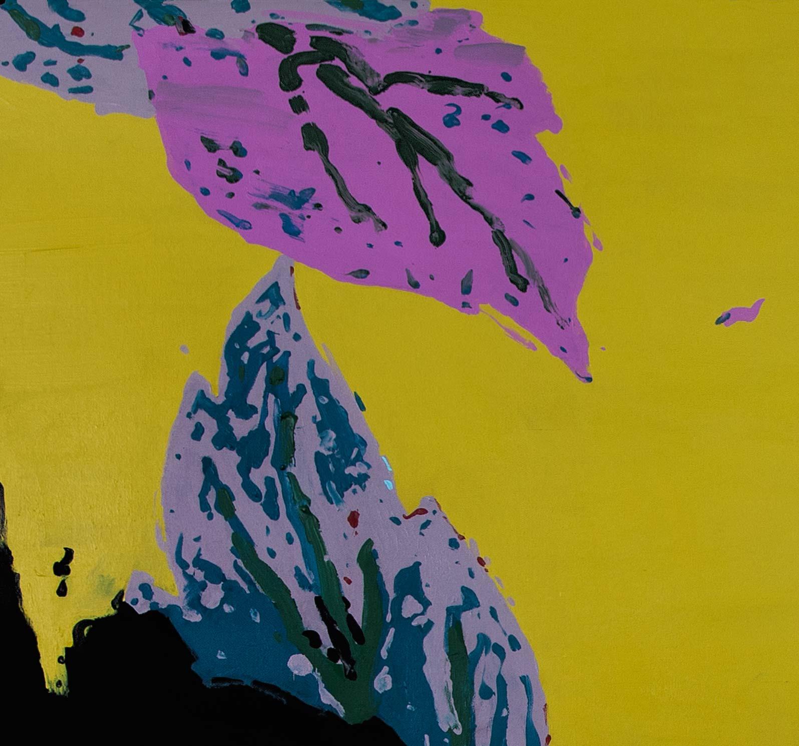 Anca Stefanescu | Modern Acrylic Painting Artists, Echo