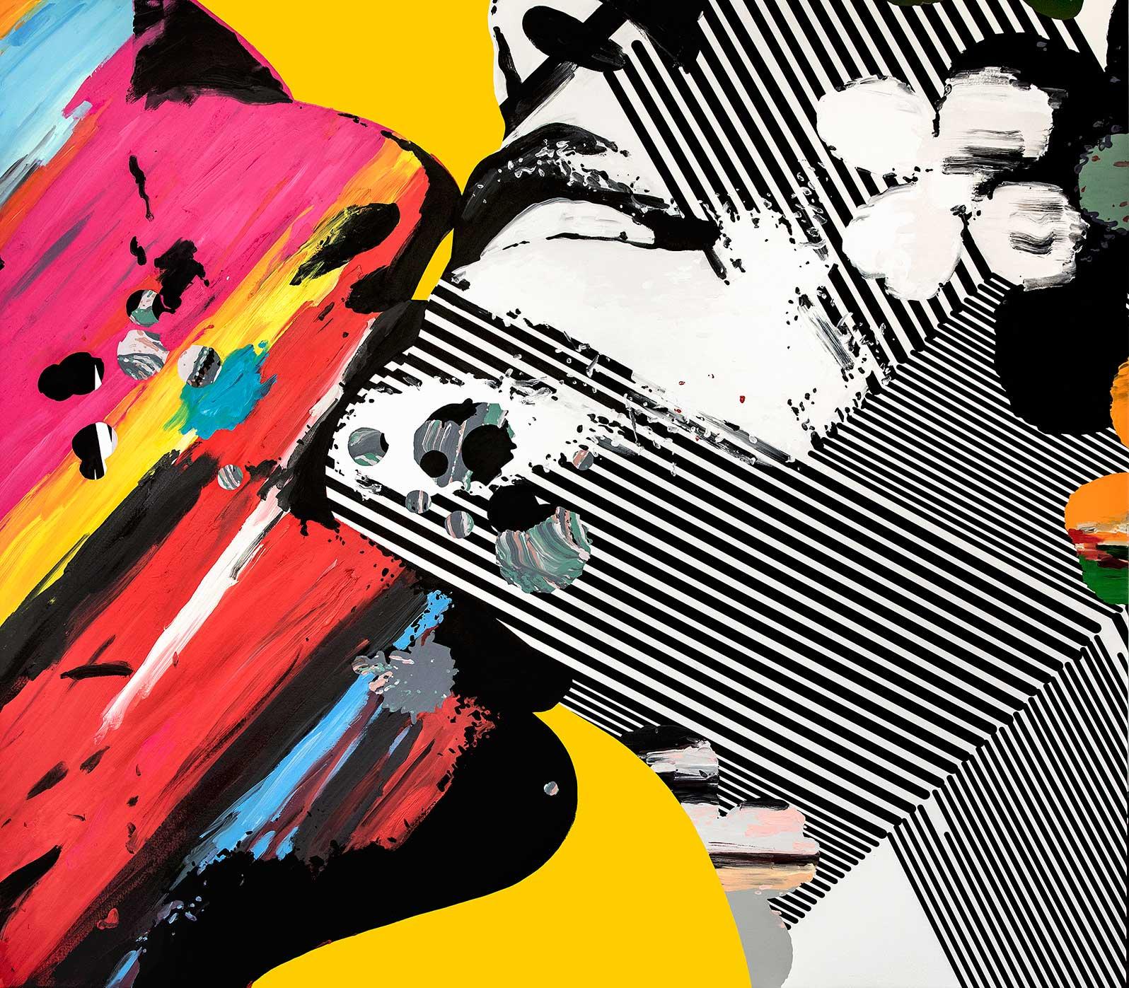 Anca Stefanescu | Mixed Media | AxiomOfChoice, Modern Art Acrylic Paintings