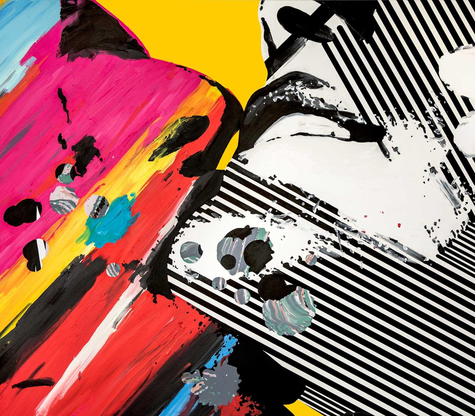 Anca Stefanescu | Contemporary Creative Painter, AxiomOfChoice