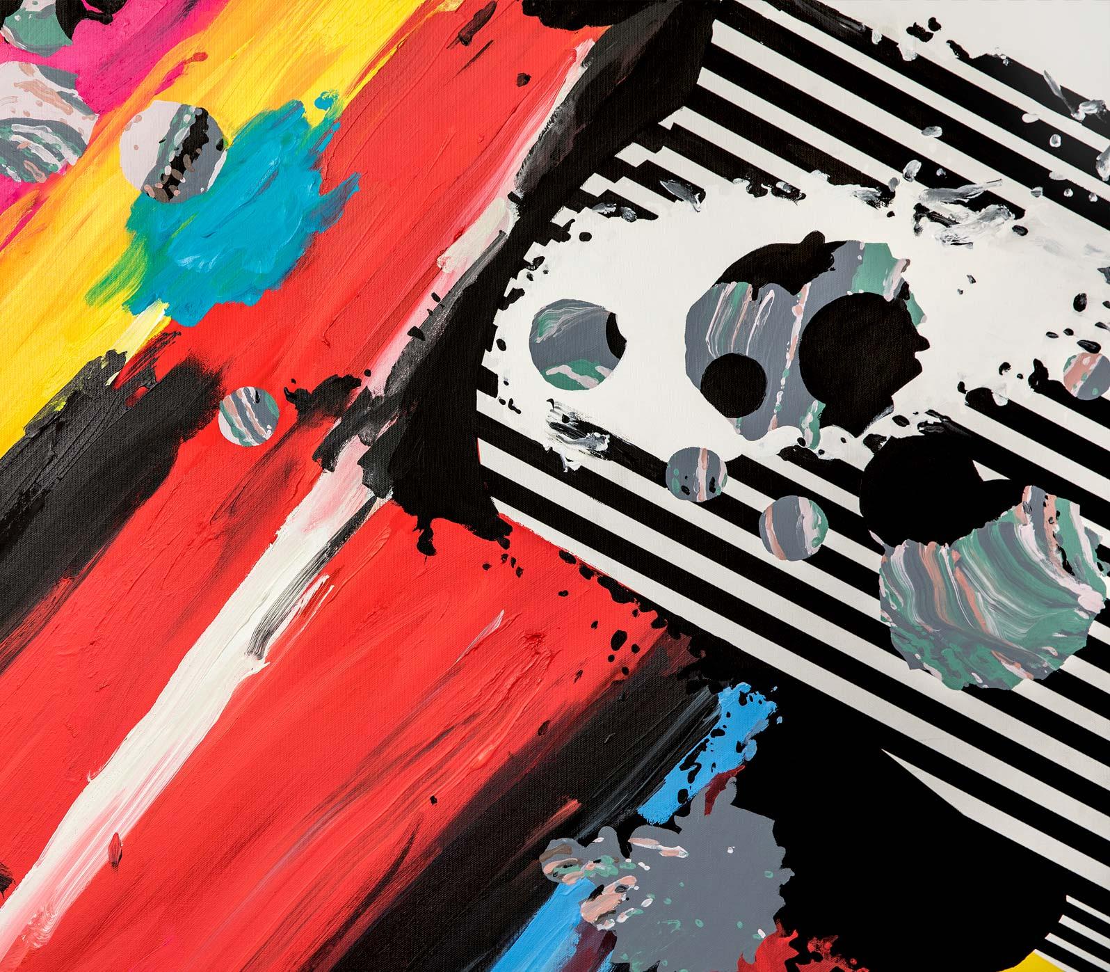 Anca Stefanescu | Modern Acrylic Painting Artists, AxiomOfChoice
