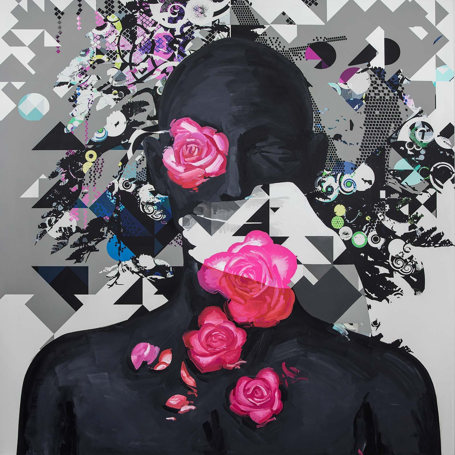 Anca Stefanescu | Mixed Media | ASilentFragment, Modern Art Paintings