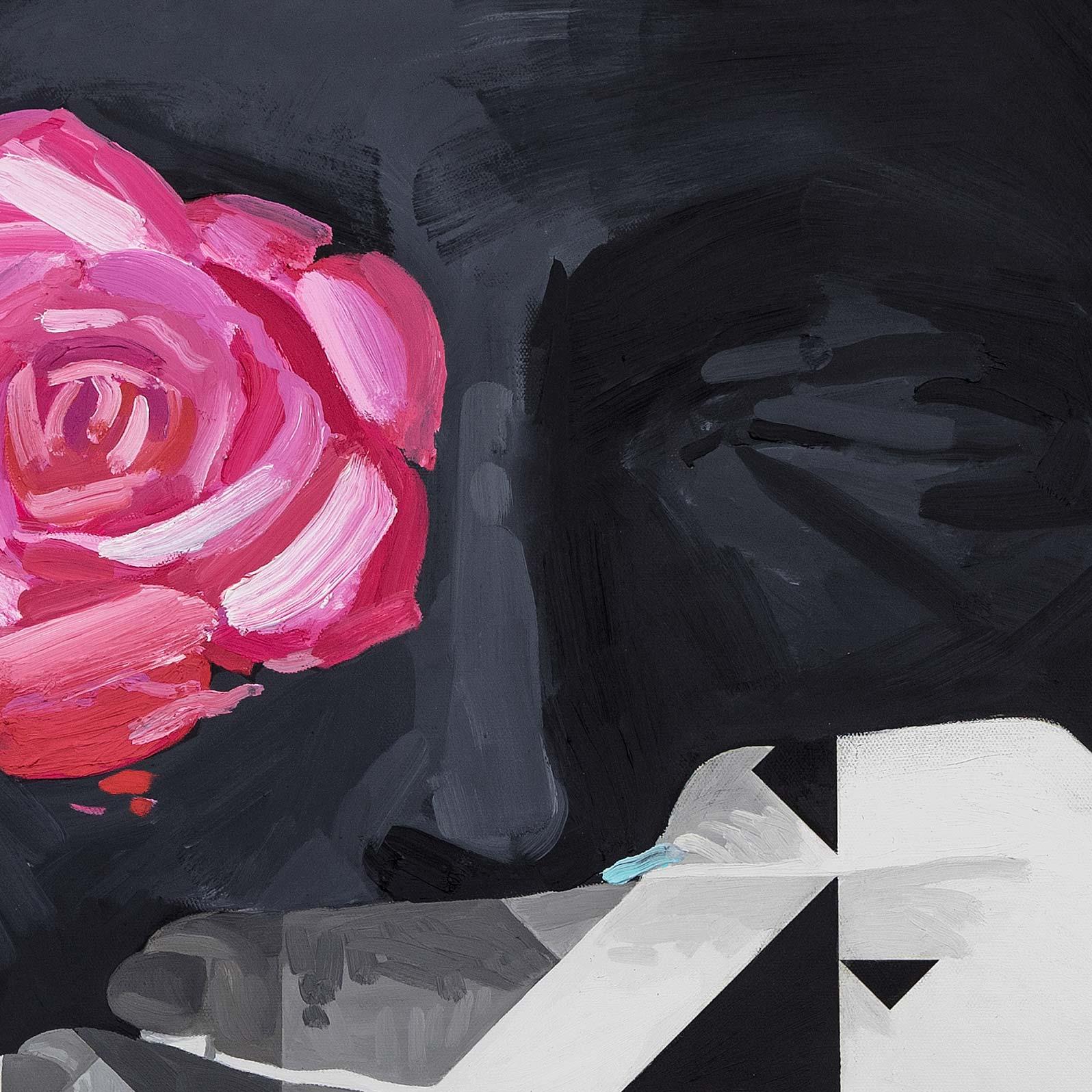 Anca Stefanescu | Contemporary Creative Painter, ASilentFragment