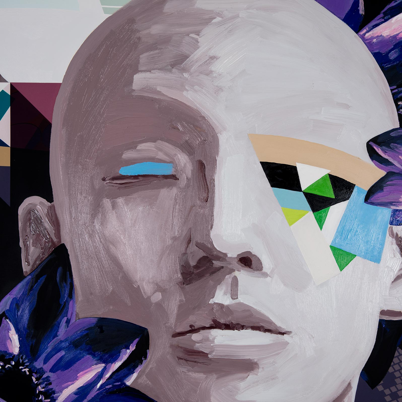 Anca Stefanescu | Contemporary Creative Painter, Awakening