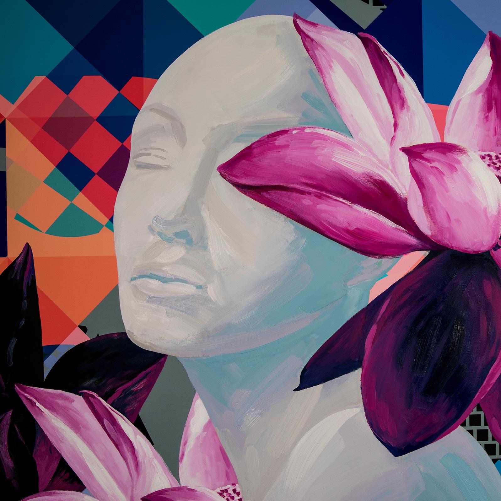 Anca Stefanescu | Contemporary Creative Painter, LucidDreaming