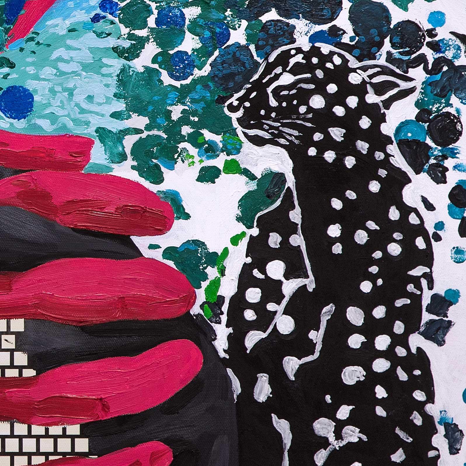 Anca Stefanescu | Contemporary Creative Painter, Messengers