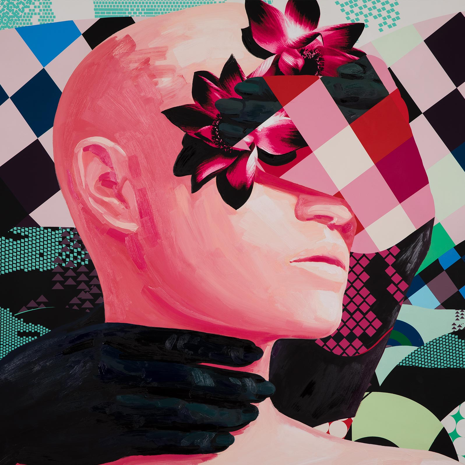 Anca Stefanescu | Contemporary Creative Painter, OpeningToChannel