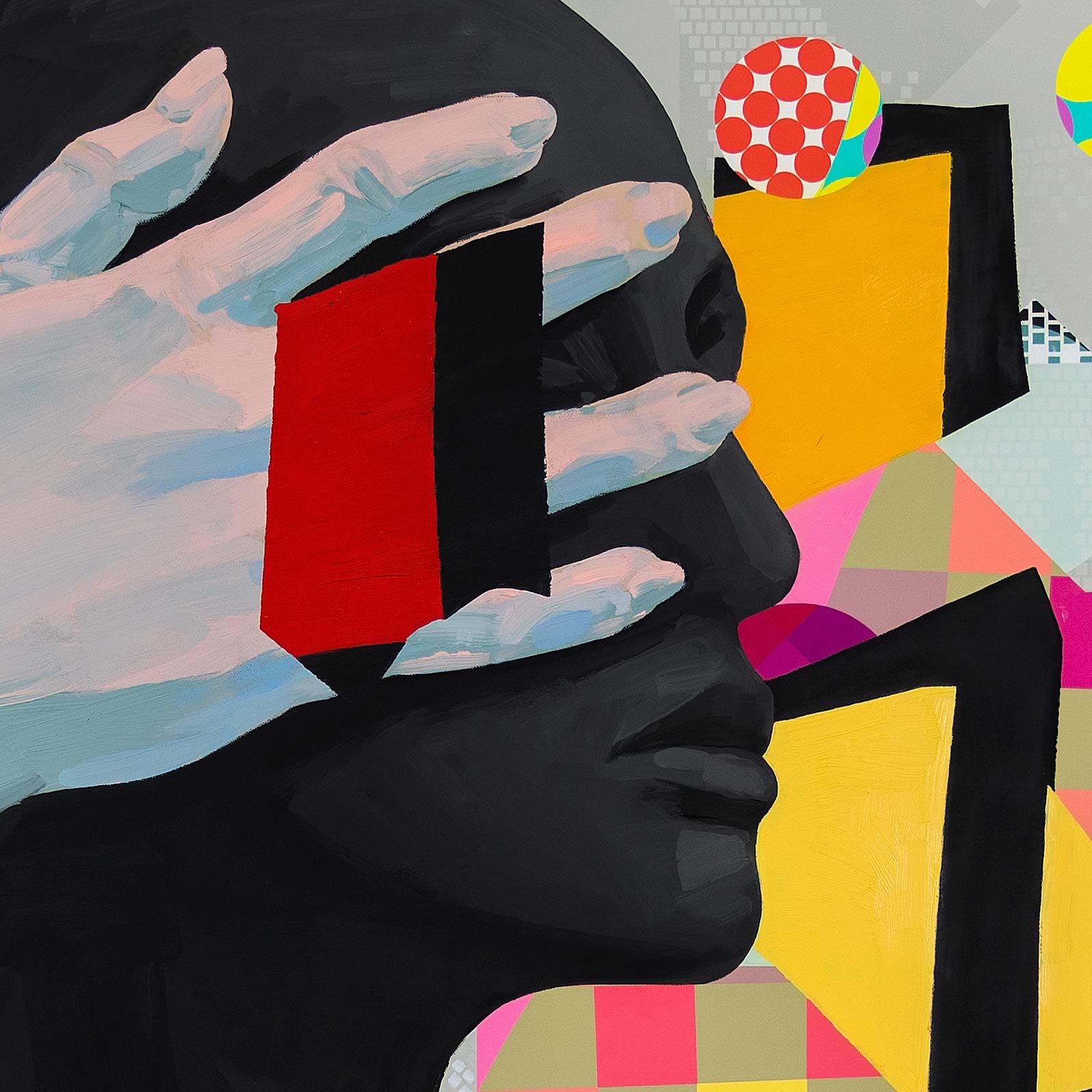 Anca Stefanescu | Contemporary Creative Painter, HiddenGuidance