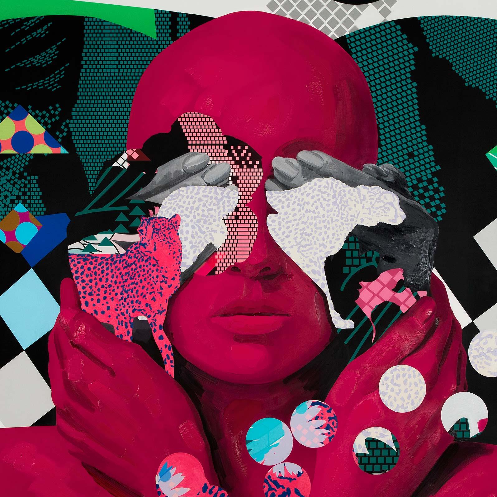 Anca Stefanescu | Contemporary Creative Painter, PatternsOfPerception