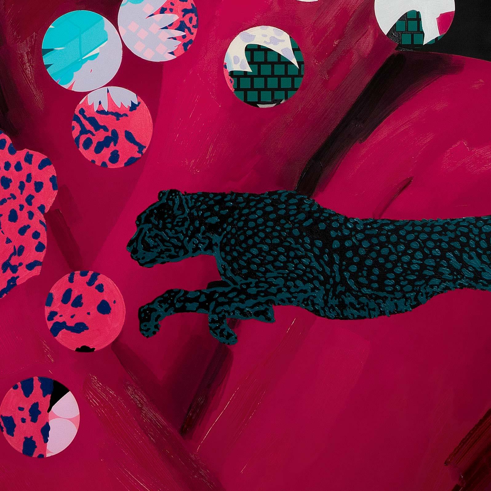 Anca Stefanescu | Modern Oil Painting Artists, PatternsOfPerception