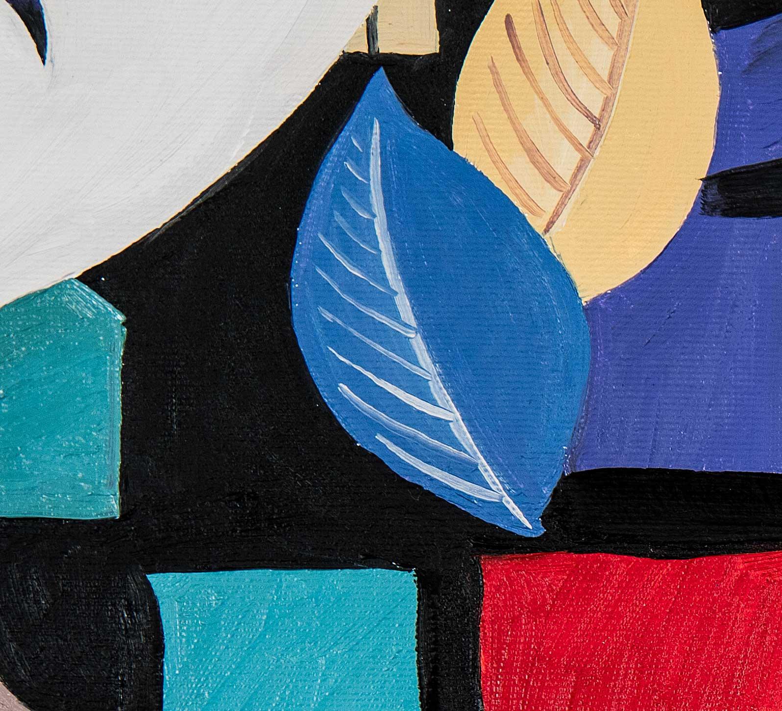 Anca Stefanescu | Modern Oil Painting Artists, Pegasus