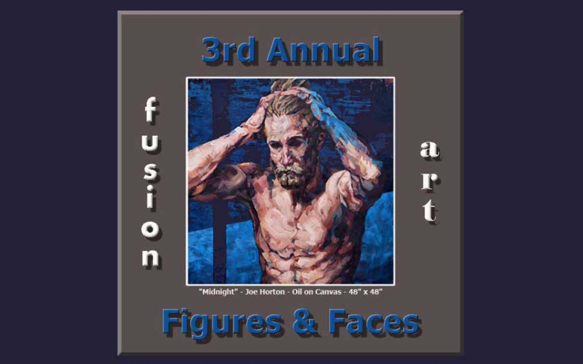 Digital Artist Anca Stefanescu @ 3rd Annual Figures & Faces Exhibition 2017