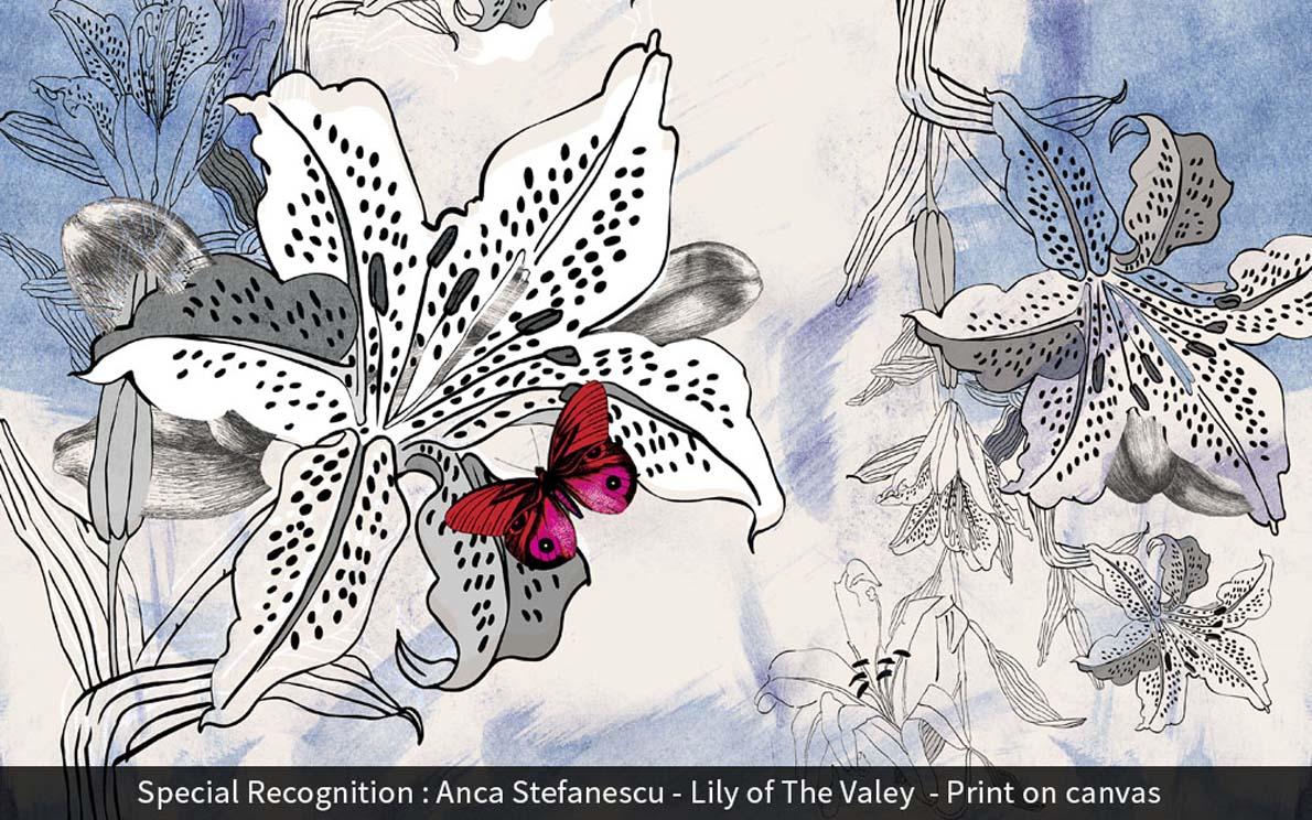 Digital Artist Anca Stefanescu @ LST Botanicals 2017