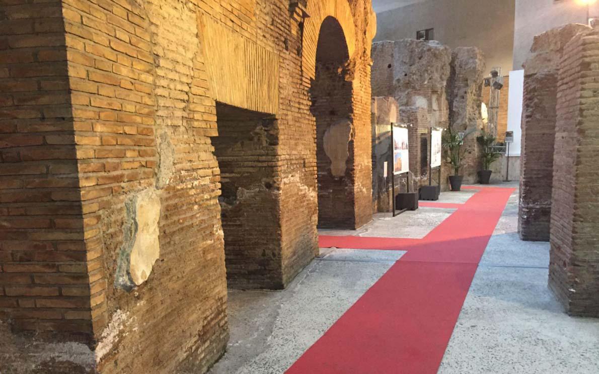 Modern Painter Anca Stefanescu @ Rom Art Biennale 2017
